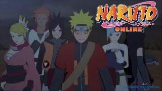 Novo Trailer de Naruto Online, o jogo de RPG da série, é liberado