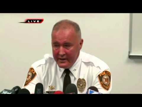 Full Press Conference Ferguson Police Shooting of Michael Brown