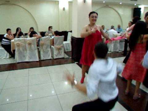 შალახო - ცეკვავენ გიორგი და სალომე