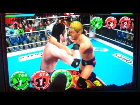 Let's Play Pro-Wrestling Part 2 - Dereckless