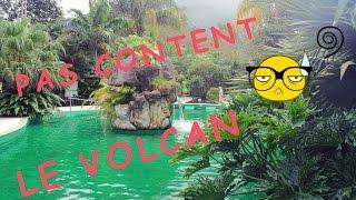 ☆Pas content le volcan & je suis dans la merde #CostaRicaVlog 3