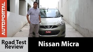 Download Nissan Micra Test Drive Review - Autoportal 3Gp Mp4