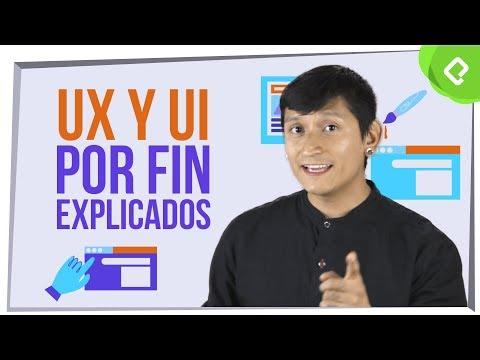 UX y UI explicado | ¿Qué hacen los expertos en usabilidad? | Clase Pública