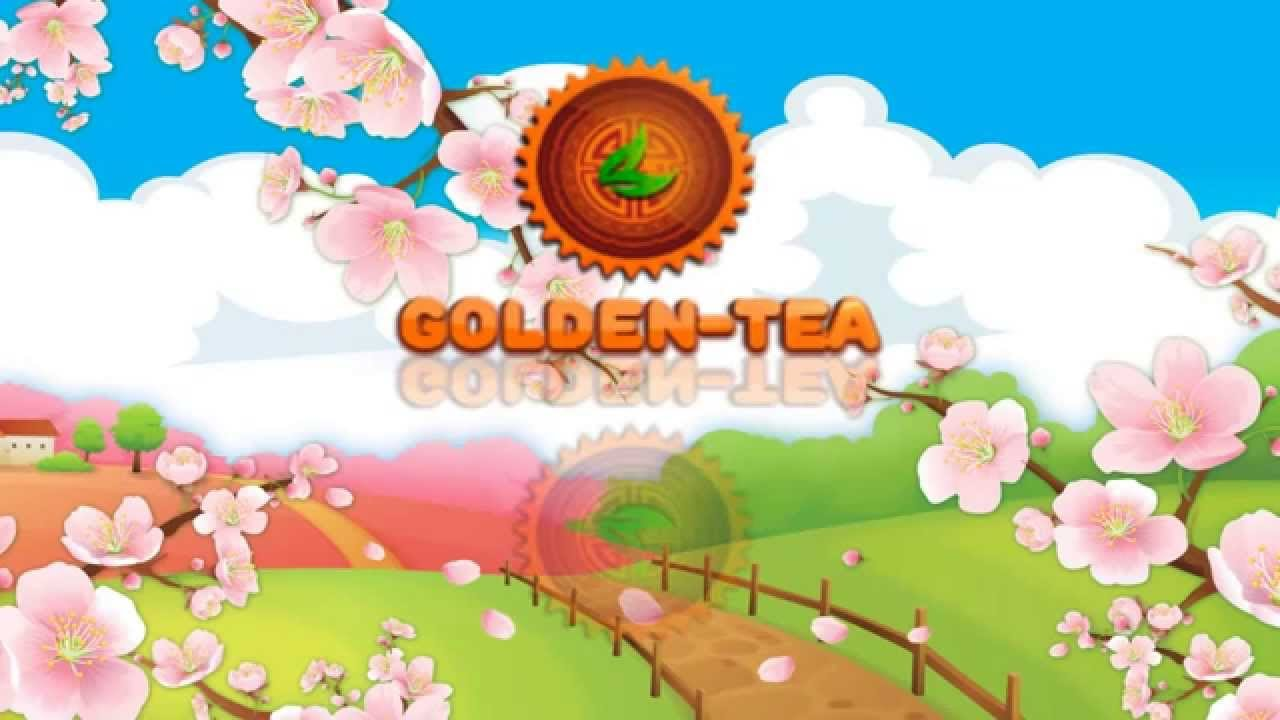 Golden Tea,игра ПЛАТИТ,без БАЛЛОВ! - YouTube
