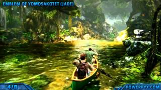 Uncharted Golden Abyss - All Treasure Locations - Chapter 21