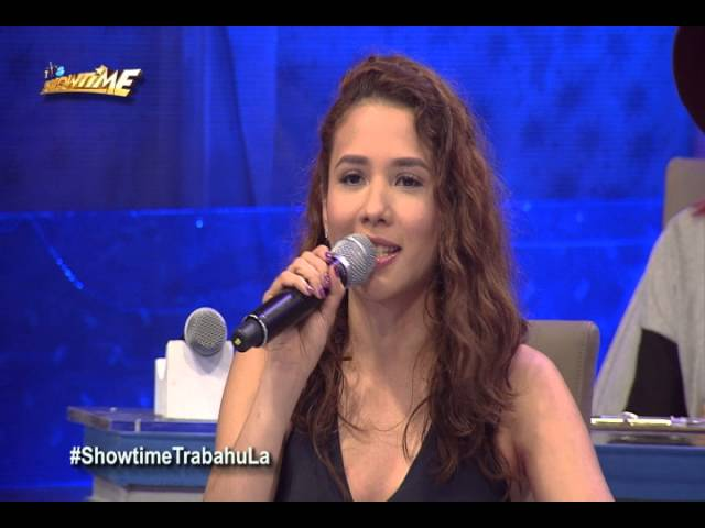 IT'S SHOWTIME January 5, 2016 Teaser