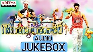 Govindudu Andarivadele Songs Jukebox || Ram Charan, Kajal Agarwal