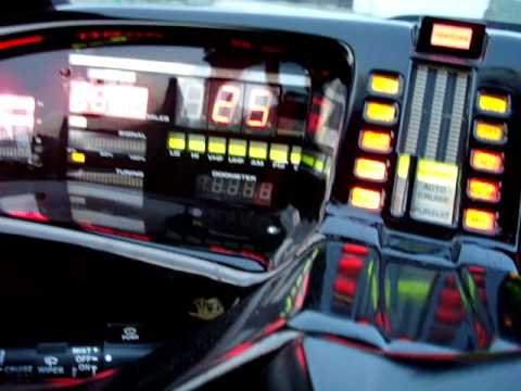 K.i.t.t. From Knight Rider video