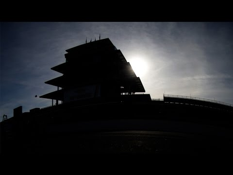 Fast Friday At Indianapolis Motor Speedway