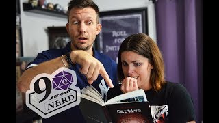90 Second Nerd Board Game Review: Captive