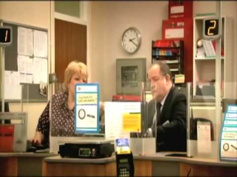 Post Office Life Insurance Advert feat. Wendy Richard - 'The People's Post Office'