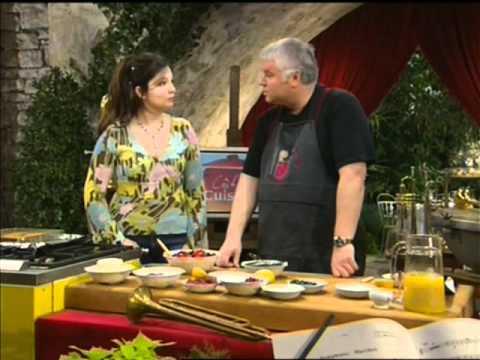 Thierry caens trompette f3 bourgogne dans l 39 mission - Cuisine tv eric leautey et carinne teyssandier ...