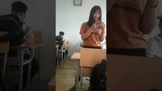 nữ sinh 2k1 cover bài đóng băng