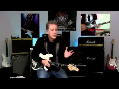 Keith Wyatt on buying a guitar (weekend players) - Learn To Play Guitar