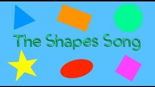 The Shapes Song (children