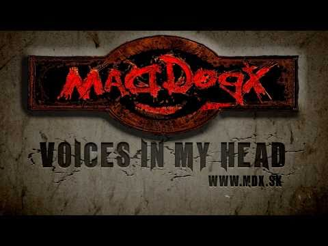 MadDogX - Voices in my head