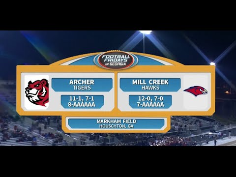 Archer at Mill Creek