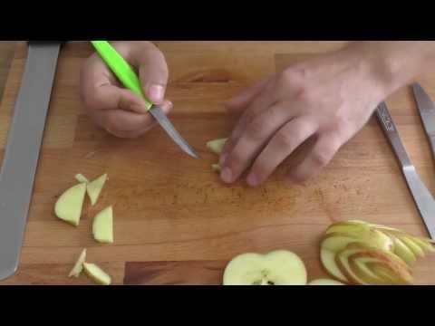 Jak Zrobić łabędzia Z Jabłka