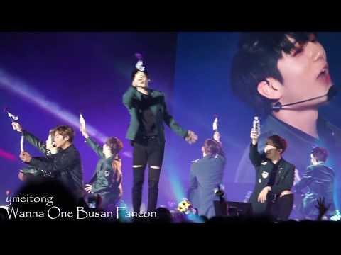 171223 Wanna One Premier Fancon in Busan - Twilight