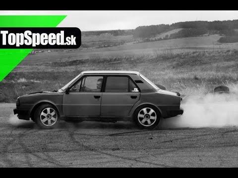 TopSpeed.sk �koda 120 V8 3,5l (motor Tatra 613)