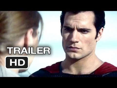 Man Of Steel Trailer 2 (2013) - Superman Movie Hd video