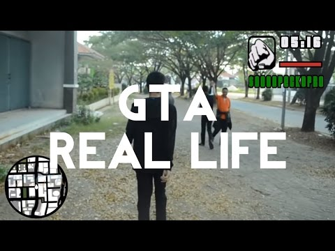 GTA Real Life (Indonesia!)