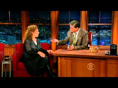 Alex Kingston Interview on Craig Ferguson, 11/16/11