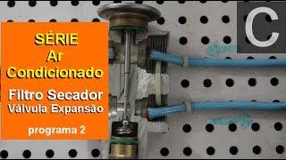 Dr CARRO Filtro Secador do Ar e Válvula de Expansão - 6/7