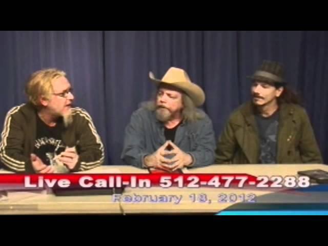 Jack Blood - Frontline Texas w/ Freeman and Mack White