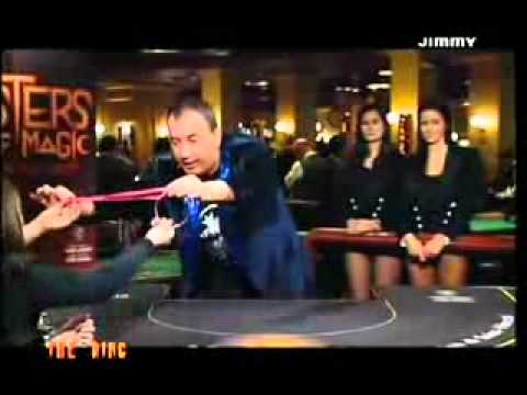 Masters of Magic Show -  Marco Aimone  - The ring - Canal Jimmy