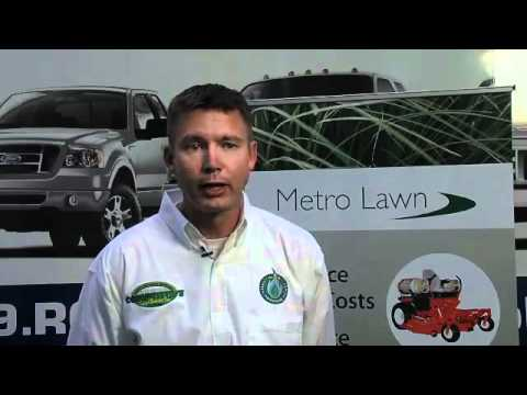 Eric Hansen Talks about Propane Powered Lawn Equipment at the 2010 GIE+EXPO