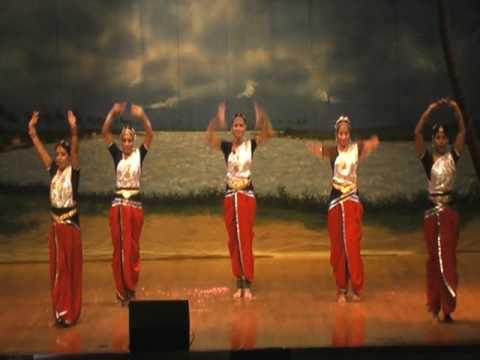 Kcs Onam Mela 09 - classical Dance Fusion Group Dance video