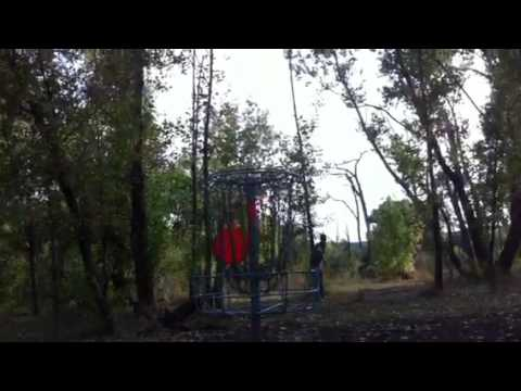 Disc Golf Riverpark