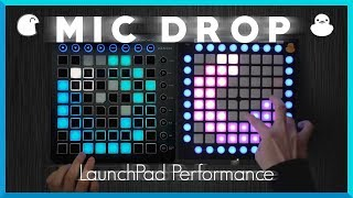 [YamYamY X KOGI] BTS (방탄소년단) - MIC Drop (Feat. Desiigner) (Steve Aoki Remix)//LaunchPad Performance