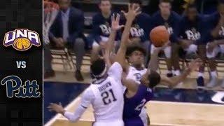 North Alabama vs. Pittsburgh Basketball Highlights (2018-19)