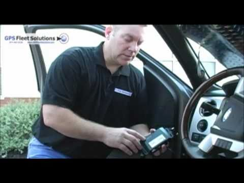 Marcus M3G-2 GPS Tracking System Install Video