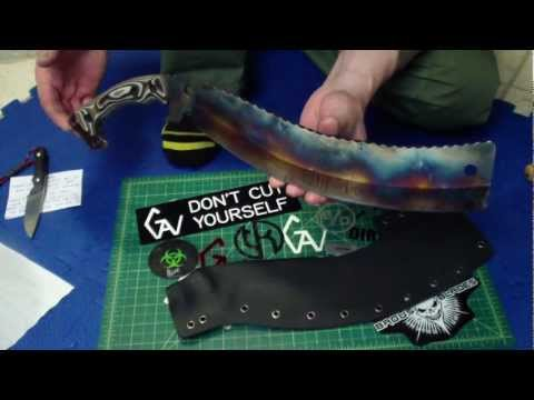 The Coolest Knife Ever - Doberman Knives Image 1
