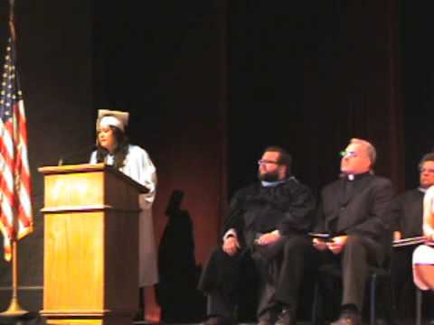 San Gabriel Mission High School Salutatorian Speech 2013