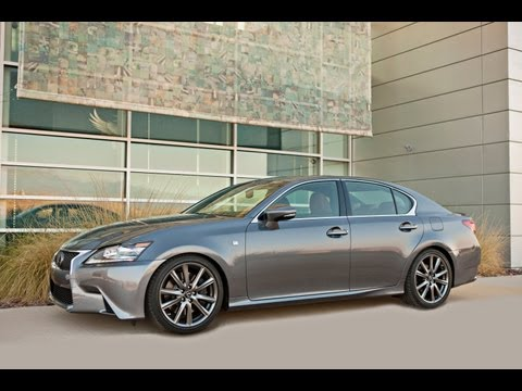 Real World Test Drive 2013 Lexus GS 350 F-Sport