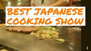 Best Japanese cooking show - Kabuki Restaurant - Gourmet Food