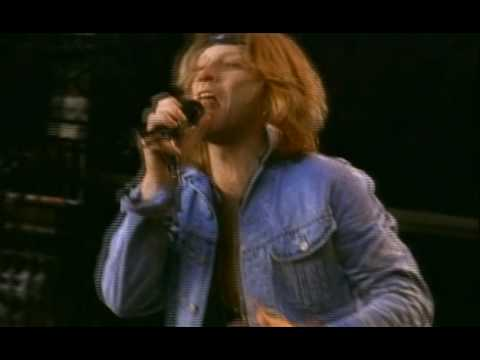 Bon Jovi - Living on a Prayer [Live London 1995] HQ
