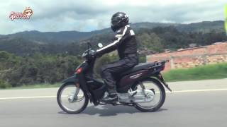 Test Drive Honda Wave 110
