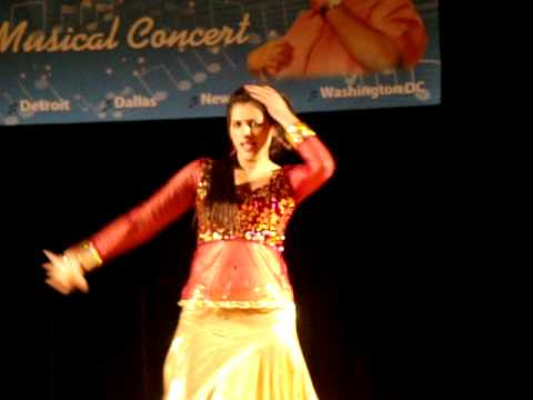 navaneet kaur dance at Richmond Video
