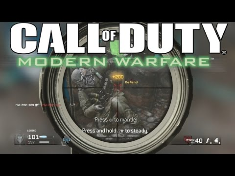 THIS GAME IS GODLY! (Modern Warfare Remastered Information)