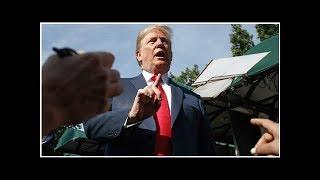 Trump Hits China With Tariffs On $50 Billion Of Goods; China Says It Will Retaliate