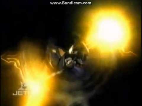 Power rangers mystic force leanbow vs black lance