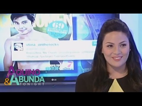KC Concepcion admits crush on suitor Paulo Avelino
