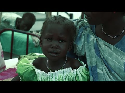 South Sudan: Children are dying now