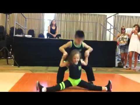 Los mejores niños Bailarines del mundo