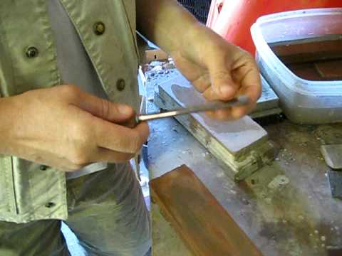 wood carving sharpening